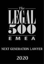 The Legal 500 Next Generation Lawyer